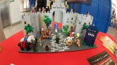 Doctor Who Lego Moc by Beatrice