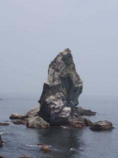 沼島 上立神岩