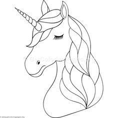 Unicorn Drawing Easy   Art Inspiration in 2019   Unicorn ...