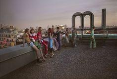 Por que nos apaixonamos pela campanha da Gucci Verão 16