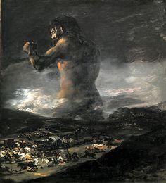 アセンシオ・フリア「巨人」(1814)