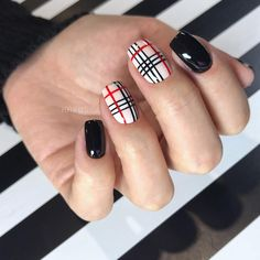 Manicure gossamer in is only at the beginning to get its popularity. Because everything is new for quite a long time is the most interesting way to decorate your nails so that they look u… Pink Manicure, Gel Designs, Black Nails, Fun Nails, You Nailed It, Really Cool Stuff, Hair Beauty, Nail Polish, Nail Art