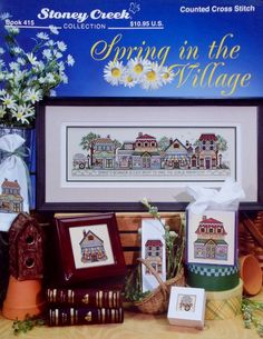 Stoney Creek Collection SPRING In The by ThePamperedStitcher