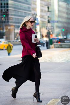 Get Fashion Director's Street Style With Jane Keltner De Valle