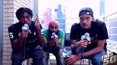 Flatbush Zombies – Late Sessions Freestlyle