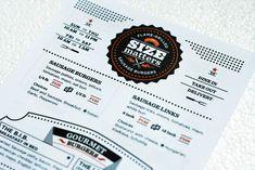 Size Matters menu - more great pics of this menu at the link