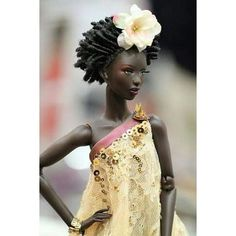 """hi guys my name is alek wek and I'm a south sudanese british model and designer and I began my fashion career at the age of 18 in 1995. I have been hailed…"""