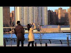 Flying People Around New York City [SUPER-HERO ILLUSION]