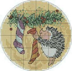 margaret sherry christmas cuties 4 5 more x stitch christmas christmas ...