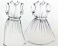 Take our FREE Online fashion design courses and learn Fashion drawing, Fashion illustration, Coloring body and Face, Drawing clothes and garments. Fashion Designing Course, Fashion Design Classes, Fashion Design Drawings, Fashion Sketches, Fashion Illustrations, Fashion Illustration Tutorial, Fashion Drawing Tutorial, Fashion Figure Drawing, Fashion Sketch Template