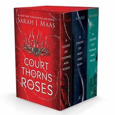 A court of thorns and roses. Sarah J. Maas. I want this soooooo bad!