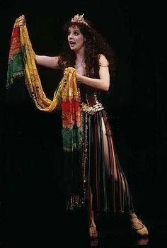 Sarah Brightman in Phantom of the Opera!
