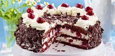 Черный лес (Шварцвальд, Германия) Шварцвальдский вишневый торт, более известный…