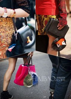 Fendi Bag Bug: It Accessory