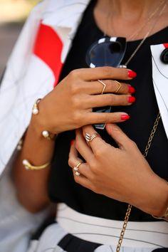 Vita Fede rings