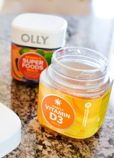 I partnered with @OllyNutrition to share my 5 quick tips on how to have a healthier day! They are so simple and don't take a lot of thought but you might not have thought of them before! #EattheRainbow