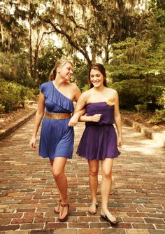 #LSU football season is right around the corner, which means it's time to start planning your purple-and-gold tailgating outfits.