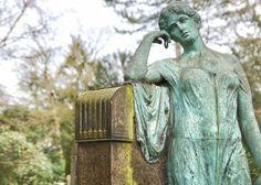 Impressionen Friedhöfe in Essen, Ostfriedhof