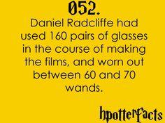 Harry Potter Facts harry-potter