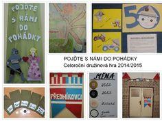 Pojďte s námi do pohádky Alphabet, Reading, Cover, Books, Libros, Alpha Bet, Book, Reading Books, Book Illustrations