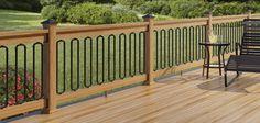 I like this railing