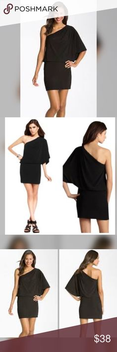 Gorgeous & soft fully lined Jessica Simpson Dress! Worn one time for a photo shoot! Super comfortable- the ultimate LBD! 💕😊 Jessica Simpson Dresses Mini
