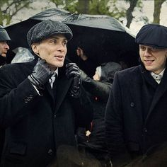 Cillian Murphy as Tommy Shelby, and John Shelby, superbly portrayed by Joe Cole in 'Peaky Blinders' John Shelby Peaky Blinders, Cillian Murphy Peaky Blinders, Boardwalk Empire, Traje Peaky Blinders, Birmingham, Bbc, Red Right Hand, Dapper Gentleman, Roaring Twenties