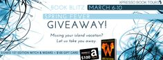 ♥Enter the #giveaway for a chance to win a $100 GC♥ StarAngels' Reviews: Book Blitz ♥ Spring Fever Giveaway ♥ #giveaway $10...