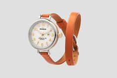 22 Super-Stunning Timepieces For Perfect Punctuality #refinery29  http://www.refinery29.com/70221#slide12