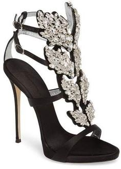 c4d15861659ee High Heel Sandals · If you want a pair of Giuseppe Zanotti Cruel Wing  Crystal Embellished Sandals you will have