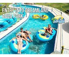 50% Discounted Vouchers for Dreamland Aqua Park