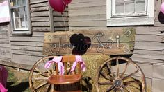 Cowgirl 1st birthday party