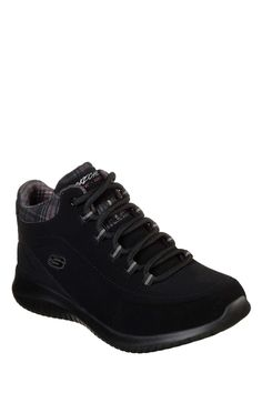 7690b85a53893 Buy Skechers® Black Ultra Flex Just Chill Trainer from the Next UK online  shop