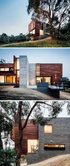 dawes road house / moloney architects