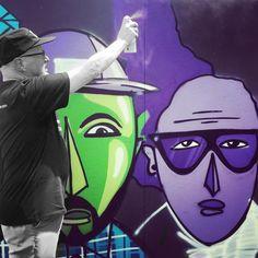 Tourism, Street Art, Instagram Posts, Projects, Color, Turismo, Log Projects, Blue Prints, Colour