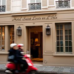 Affordable Small Hotels in Paris - Articles | Travel + Leisure