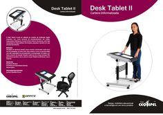 Desk Tablet II - Carteiras Informatizadas