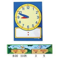 Reloj Del Profesor -> http://www.masterwise.cl/productos/6-ciencias/21-reloj-del-profesor