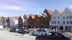 il quartiere anseatico di Bergen http://www.bambiniconlavaligia.it/destinazioni/norvegia/3-giorno---oslo-bergen.html