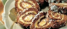 Mango-suklaakääretorttu French Toast, Mango, Muffin, Breakfast, Desserts, Food, Deserts, Manga, Morning Coffee