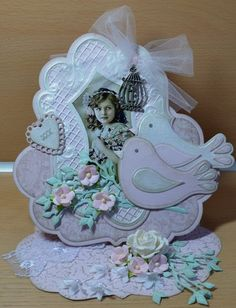 #mariannedesign #collectables COL1306 Candy Hearts, COL1301 Bird