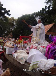 Swieconka, a bênção das cestas de páscoa
