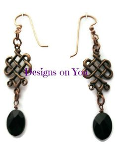 Knots and Facets by DesignsOnYouLV on Etsy, $17.00