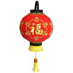 CASITA DE PAPEL: Accesorios chinos