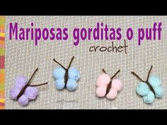 The Puff Stitch is family of the Bobble Stitch and the popcorn Stitch. Here are some beautiful Puff Stitch Patterns you can use to create awesome items. Crochet Puff Flower, Crochet Flower Tutorial, Crochet Butterfly, Crochet Cap, Crochet Flower Patterns, Crochet Motif, Crochet Flowers, Crochet Stitches, Crochet Hooded Scarf
