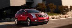 Cadillac SRX Luxury Crossover SUV