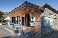 Emma's Dell Grasmere by Ben Cunliffe Architects Cedar Cladding, Cumbria, Architects, Outdoor Decor, Design, Home Decor, Cedar Siding, Interior Design, Design Comics