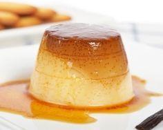 Flan au caramel facile (rapide) - Une recette CuisineAZ