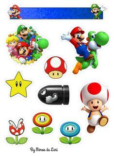 Super Mario Bros, Super Mario Party, Super Mario Birthday, Candy Theme Birthday Party, Mario Birthday Party, Diy Birthday, Mario Und Luigi, Mario Bros., Mario Kart