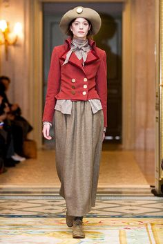 agnes b goes all french revolution on us